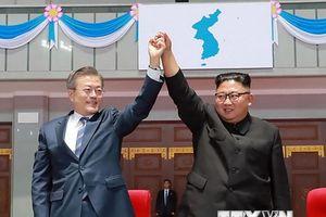 Truyền thông Triều Tiên lên án Mỹ can thiệp vào hợp tác liên Triều