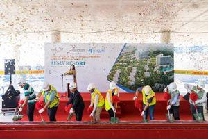 Hoàn thành giai đoạn 2 gói thầu 1.334 tỷ đồng của Alma Nha Trang