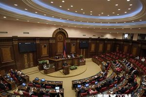 Armenia ấn định thời điểm bầu cử quốc hội trước thời hạn