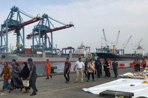 Rơi máy bay ở Indonesia: Nỗi ám ảnh của đội cứu hộ