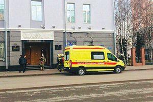 Nổ gần trụ sở Cơ quan An ninh Nga, 1 người thiệt mạng