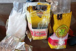 CSGT Thanh Hóa bắt 2 vụ vận chuyển ma túy lớn cùng súng