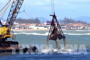 Các dự án nạo vét duy tu luồng hàng hải có thể xong trong tháng 12