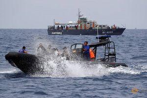 Tìm thấy hộp đen của chiếc máy bay JT610 rơi xuống biển Indonesia