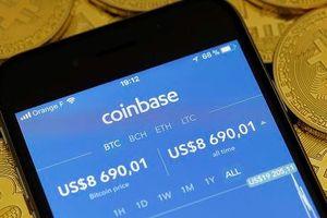 Coinbase được định giá 8 tỷ USD bất chấp sự sụt giảm của Bitcoin