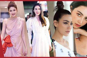 8 nữ diễn viên Thái Lan sở hữu hai dòng máu nổi tiếng của màn ảnh xứ chùa Vàng