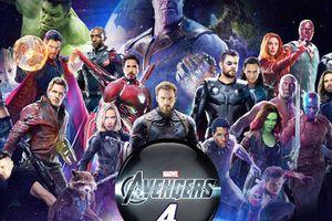 Tên, ngày phát hành của 'Avengers 4' sẽ được tiết lộ trong đoạn trailer đầu tiên phát hành vào cuối 2018?