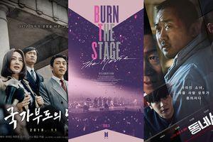 Phòng vé Hàn Quốc tháng 11: Phim của BTS, Ma Dong Seok hay Yoo Ah In sẽ làm nên chuyện?