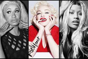 Cầu nối hữu nghị, hàn gắn tình chị em tan vỡ giữa Nicki Minaj và Cardi B - xin gọi tên Madonna!