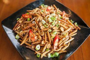 Tổng tập những món ăn siêu kinh dị, chỉ nghe tên đã có người 'sợ chết khiếp' ở Giang Tô, Trung Quốc