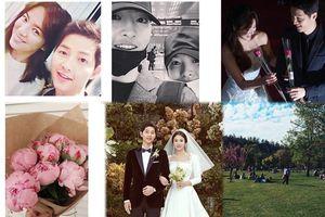 1 năm kết hôn, Song Joong Ki thể hiện tình yêu chân thành cho Song Hye Kyo thế này đây