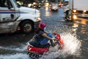 Cách mạng 4.0 sẽ giúp TPHCM giải quyết kẹt xe, ngập nước