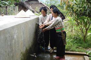 Hòa Bình: Năm 2019, phấn đấu 93% hộ dân được sử dụng nước sinh hoạt hợp vệ sinh