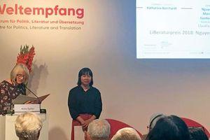 Nhà phê bình Katharina Borchardt: Nguyễn Ngọc Tư đã làm chấn động trái tim người đọc