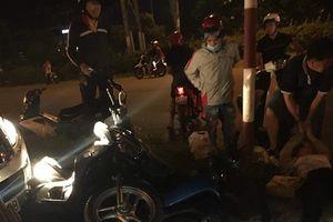 Đồng Nai: Tài xế say xỉn lái ô tô gây tai nạn là người ngoại quốc