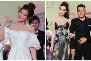 Sao Việt đọ sắc trên thảm đỏ bế mạc LHP Quốc tế Hà Nội: Hoàng Yến Chibi hóa 'ngọc nữ' - Diễm My 9x trang điểm đậm