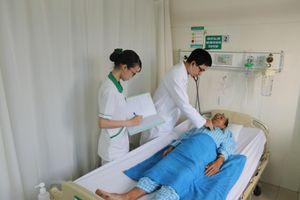 Phẫu thuật cắt khối u nhầy bịt kín van tim