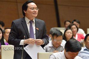 Bộ trưởng Phùng Xuân Nhạ nói gì về hạn chế lãng phí và xóa độc quyền sách giáo khoa?