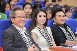 Thu Ngân phải dốc sức rèn luyện để giành ngôi Hoa hậu Bản sắc Việt