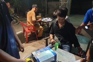 CSGT Thanh Hóa liên tiếp bắt 2 vụ vận chuyển ma túy có hung khí nóng