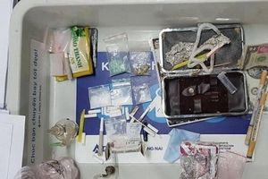 Liên tiếp phát hiện ma túy tại sân bay Cam Ranh