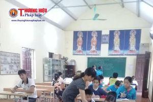 Lớp học tình thương dành cho trẻ khuyết tật