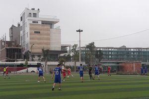 Khai mạc Giải bóng đá Futsal cúp quốc gia HDBank