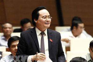 Bộ trưởng Phùng Xuân Nhạ nhận trách nhiệm để lãng phí sách giáo khoa