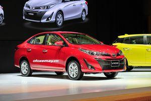 Toyota Việt Nam tặng gói bảo hiểm khi mua Vios trong tháng 11&12
