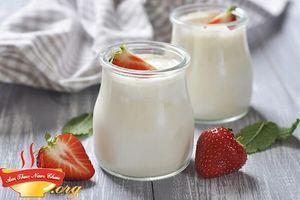 Sản phẩm sữa lên men giúp cơ thể chống lại cơn đau tim