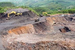 Bộ TN&MT kiểm tra đột xuất Công ty CP Khoáng sản Bắc Giang vụ đổ thải trái phép