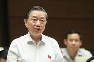 Bộ trưởng Tô Lâm: Sẽ cải cách, giảm phiền hà trong cấp căn cước công dân