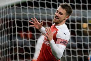 Chuyển động Arsenal: Pháo thủ không gia hạn hợp đồng với Ramsey