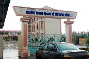 Cà Mau kiểm tra việc buộc thôi việc giáo viên ở huyện Cái Nước