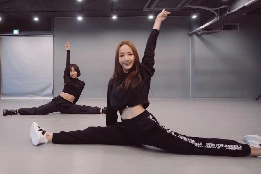 'Thư ký Kim' Park Min Young đốn tim fans với màn vũ đạo gợi cảm