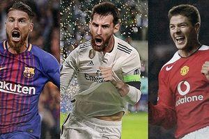 Ảnh chế bóng đá: Messi mặc áo Real và những bộ đồ Halloween 'dị' nhất