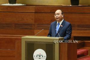 Thủ tướng: Các thành viên Chính phủ phải thực hiện nêu gương, tránh tình trạng 'trên nóng, dưới lạnh'