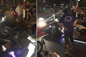 Xe 'điên' tông hàng loạt ô tô, xe máy đang dừng đèn đỏ ở Đồng Nai