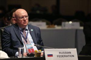 Đại sứ Nga tại LHQ: Ukraine không tuân thủ thỏa thuận Minsk là lỗi của Mỹ và EU
