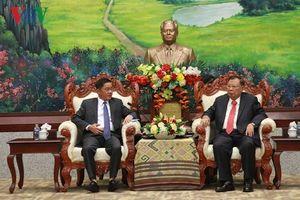 Ủy ban Kiểm tra Trung ương Đảng Cộng sản Việt Nam và Ban Kiểm tra Trung ương Đảng Nhân dân cách mạng Lào tăng cường hợp tác