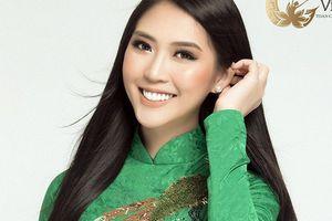 Hoa hậu bản sắc Việt toàn cầu bất ngờ đón Hoa hậu sắc đẹp châu Á 2017 Tường Linh tới ghi danh