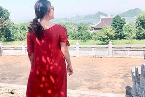 Thanh Thúy chia sẻ cảm giác mang bầu lần thứ 2 ở tuổi 41
