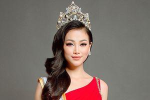Hé lộ váy dạ hội của nhan sắc Việt tại đêm chung kết 'Hoa hậu Trái đất 2018'