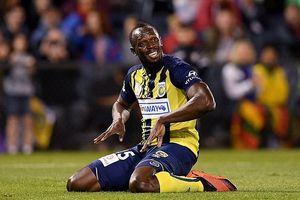 Usain Bolt chính thức 'đường ai nấy đi' với Central Coast Mariners