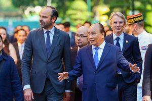 Thủ tướng Pháp thăm chính thức Việt Nam với 3 mục tiêu then chốt