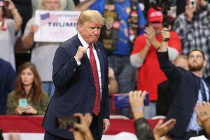 Trước thềm bầu cử 6/11: 'Con bài' nhập cư quen thuộc của ông Trump
