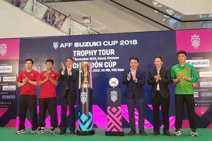 Cúp vàng AFF Suzuki Cup đến Hà Nội
