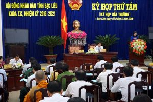 Sáp nhập một số Sở, Ban thuộc UBND tỉnh Bạc Liêu