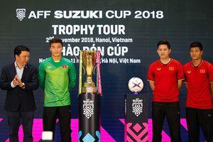 Bùi Tiến Dũng muốn cúp vô địch AFF Suzuki Cup 2018 sẽ ở lại Việt Nam