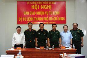 Bổ nhiệm Tư lệnh Bộ Tư lệnh TPHCM, Sư đoàn trưởng Sư đoàn 5